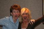Patti and Tammy